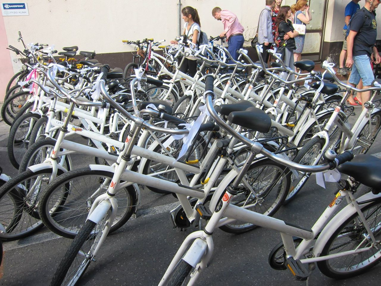 Open source bike share